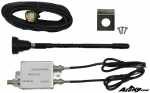 Dual Band Antenna Kit, Trunk Lip Mount