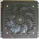 Optional Heavy-Duty Fan Guard For 12-Inch Fan